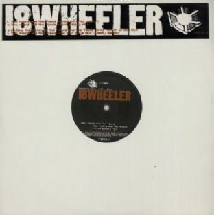 "18 Wheeler - The Hours And The Times (Mixes) (12"") (Double Promo Set) (EX-NM/EX)"